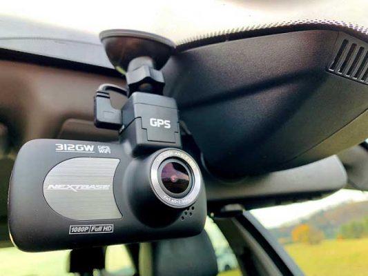 Autokamera Nextbase 312GW