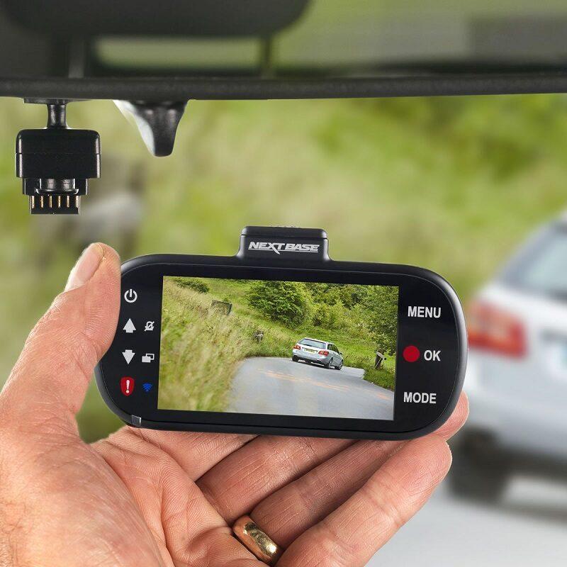 Autokamera s LCD displejom