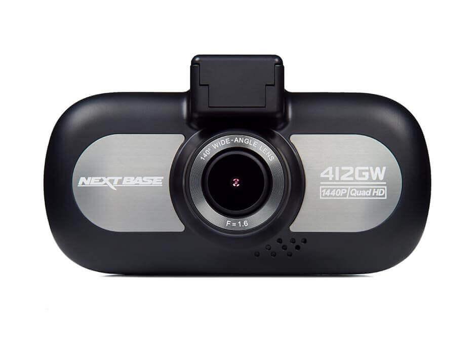 Najlepšia kamera do auta Nextbase 412GW