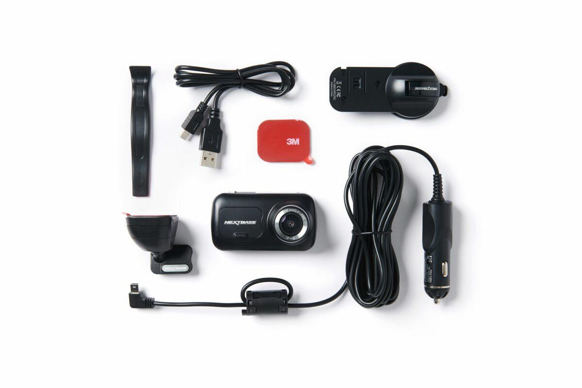 obsah balenia autokamery