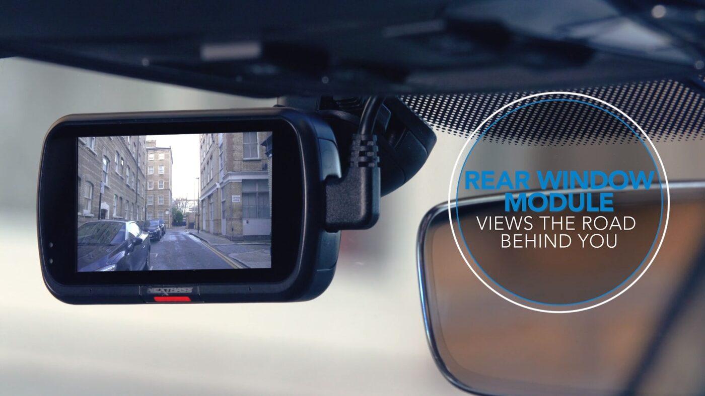 Zadná kamera do auta